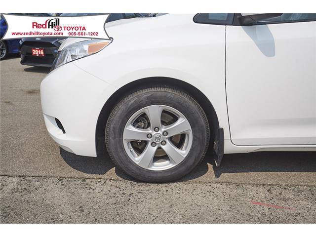 2017 Toyota Sienna 7 Passenger (Stk: 54752) in Hamilton - Image 5 of 18