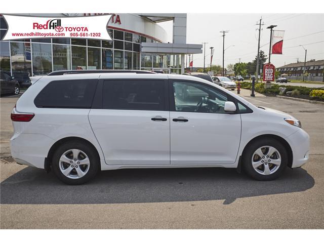 2017 Toyota Sienna 7 Passenger (Stk: 54752) in Hamilton - Image 7 of 18