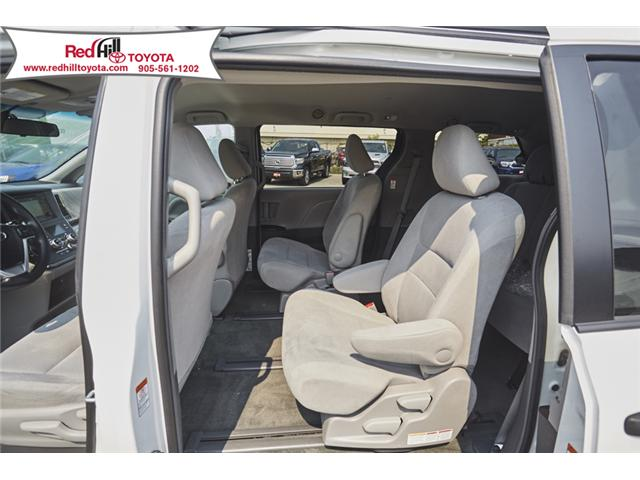 2017 Toyota Sienna 7 Passenger (Stk: 54752) in Hamilton - Image 11 of 18