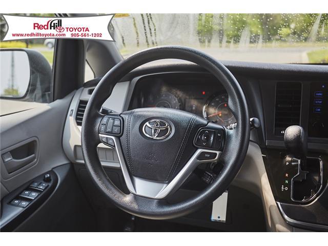 2017 Toyota Sienna 7 Passenger (Stk: 54752) in Hamilton - Image 14 of 18
