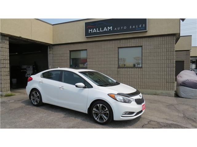 2015 Kia Forte 2.0L EX (Stk: ) in Kingston - Image 1 of 17