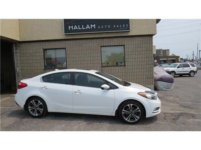 2015 Kia Forte 2.0L EX (Stk: ) in Kingston - Image 2 of 17