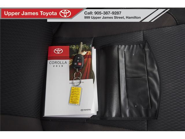 2019 Toyota Corolla LE (Stk: 80295) in Hamilton - Image 9 of 19