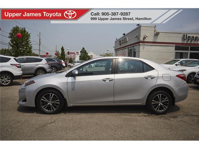 2019 Toyota Corolla LE (Stk: 80295) in Hamilton - Image 2 of 19