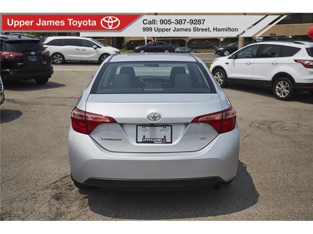 2019 Toyota Corolla LE (Stk: 80295) in Hamilton - Image 6 of 19