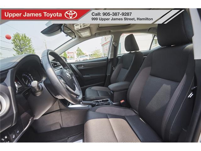 2019 Toyota Corolla LE (Stk: 80295) in Hamilton - Image 10 of 19