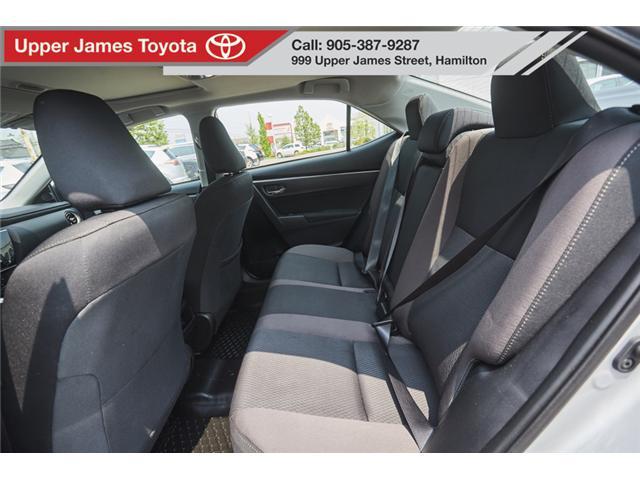 2019 Toyota Corolla LE (Stk: 80295) in Hamilton - Image 11 of 19