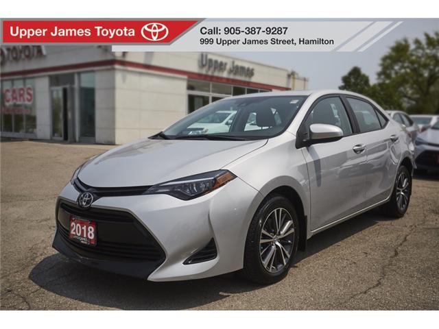 2018 Toyota Corolla LE (Stk: 80297) in Hamilton - Image 1 of 21