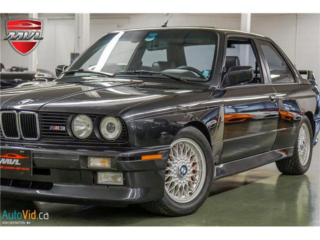 1989 BMW M3  (Stk: ) in Oakville - Image 1 of 38