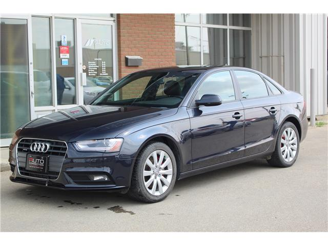 2013 Audi A4 2.0T (Stk: 010028) in Saskatoon - Image 1 of 22