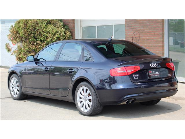 2013 Audi A4 2.0T (Stk: 010028) in Saskatoon - Image 2 of 22