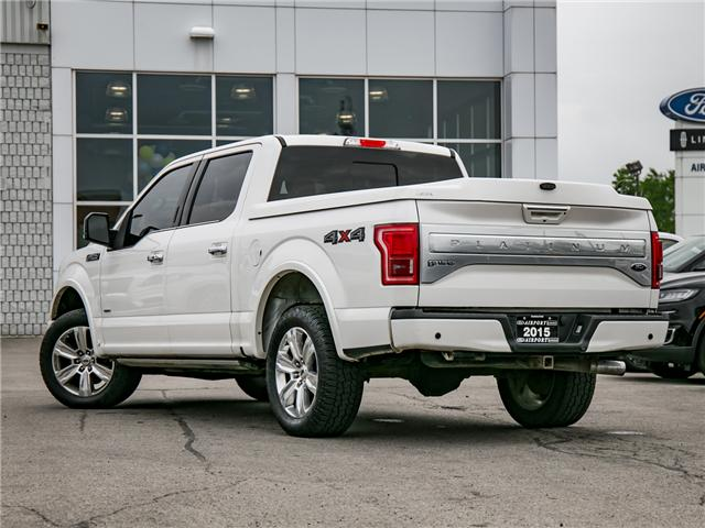 2015 Ford F-150 Platinum (Stk: 00H936) in Hamilton - Image 2 of 28