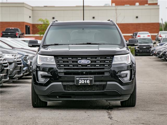 2016 Ford Explorer Sport (Stk: 1HL136X) in Hamilton - Image 5 of 29