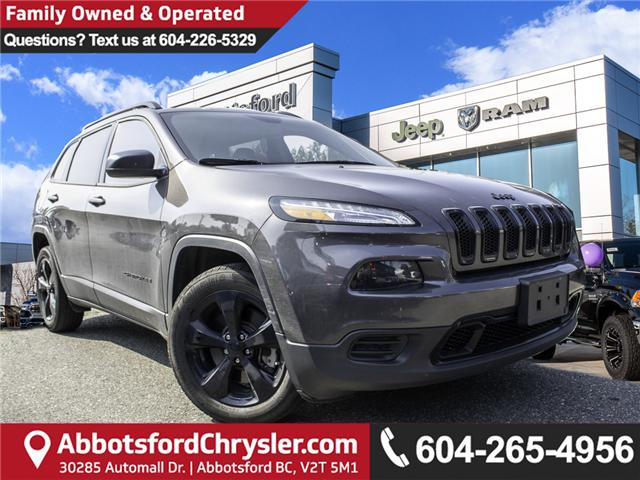 2018 Jeep Cherokee Sport (Stk: K424816A) in Abbotsford - Image 1 of 26