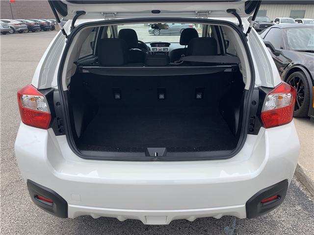 2015 Subaru XV Crosstrek Touring (Stk: FH296676) in Sarnia - Image 11 of 28