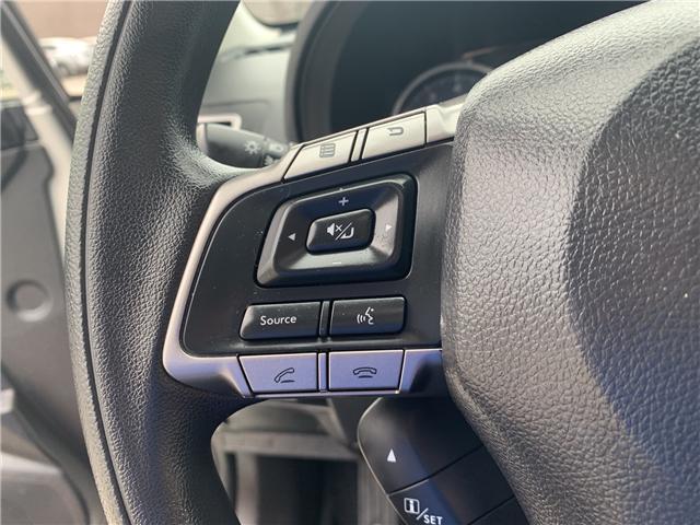 2015 Subaru XV Crosstrek Touring (Stk: FH296676) in Sarnia - Image 16 of 28