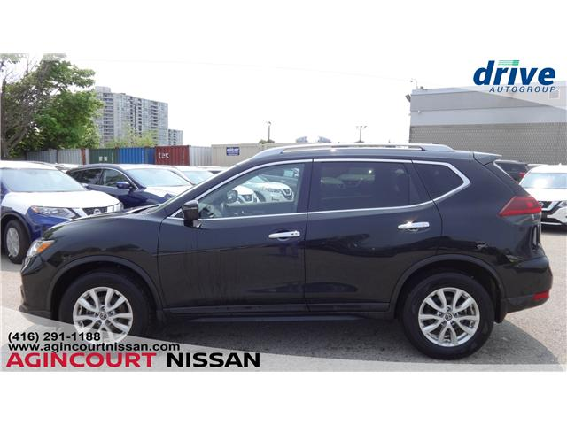 2018 Nissan Rogue SV (Stk: U12526R) in Scarborough - Image 2 of 22