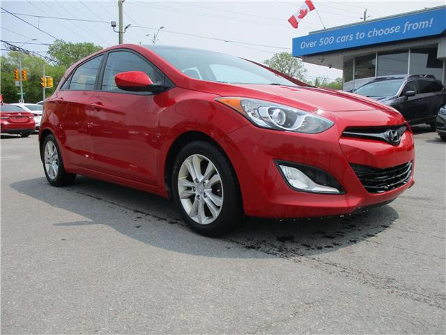 2013 Hyundai Elantra GT GLS (Stk: 190764) in Kingston - Image 1 of 13