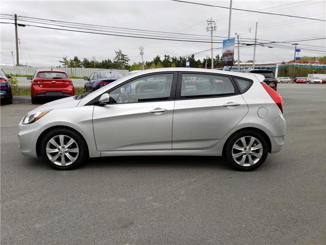 2012 Hyundai Accent GLS (Stk: U1031A) in Hebbville - Image 2 of 26