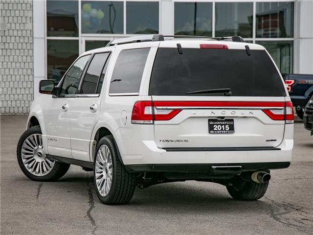 2015 Lincoln Navigator Base (Stk: A90151) in Hamilton - Image 2 of 29