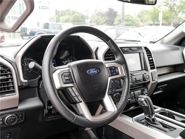 2017 Ford F-150 Lariat (Stk: A90158) in Hamilton - Image 14 of 28