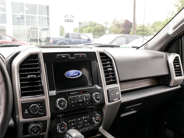 2017 Ford F-150 Lariat (Stk: A90158) in Hamilton - Image 17 of 28