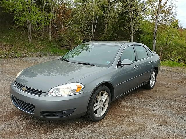 2008 Chevrolet Impala LTZ (Stk: U0300B) in New Minas - Image 1 of 11