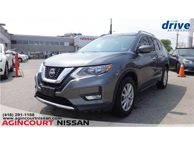 2018 Nissan Rogue SV (Stk: U12527R) in Scarborough - Image 1 of 21