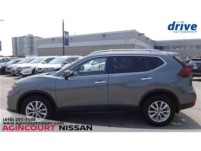 2018 Nissan Rogue SV (Stk: U12527R) in Scarborough - Image 2 of 21