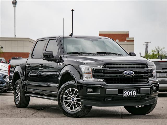 2018 Ford F-150 Lariat (Stk: A90364) in Hamilton - Image 1 of 28