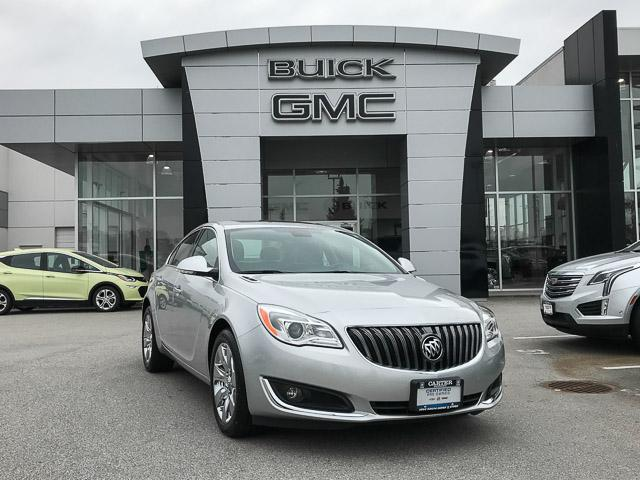 2016 Buick Regal Premium I (Stk: 9K12101) in North Vancouver - Image 2 of 28