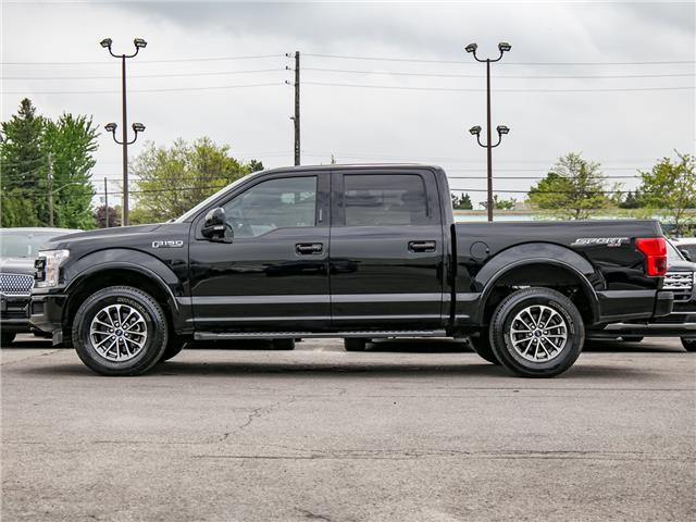 2018 Ford F-150 Lariat (Stk: A90364) in Hamilton - Image 4 of 28