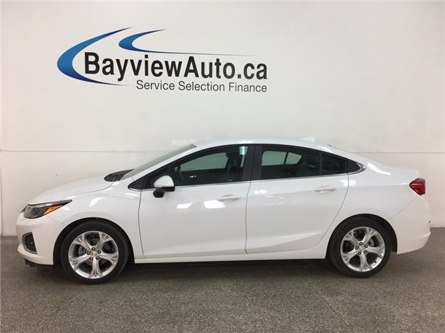 2019 Chevrolet Cruze Premier (Stk: 34961ER) in Belleville - Image 1 of 24