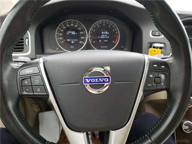 2012 Volvo S60 T5 Level 1 (Stk: U968A) in Hebbville - Image 17 of 25