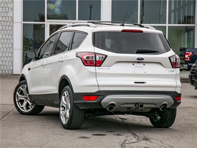2017 Ford Escape Titanium (Stk: A90371) in Hamilton - Image 2 of 27