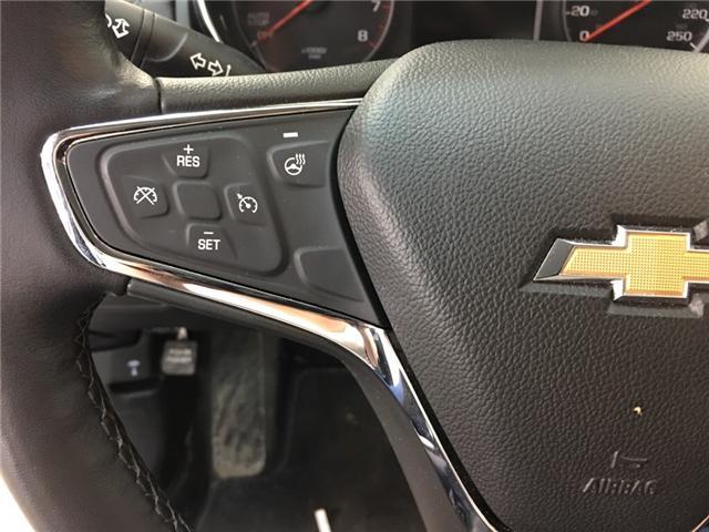 2019 Chevrolet Cruze Premier (Stk: 34961ER) in Belleville - Image 12 of 24
