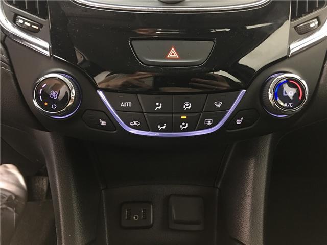 2019 Chevrolet Cruze Premier (Stk: 34961ER) in Belleville - Image 8 of 24