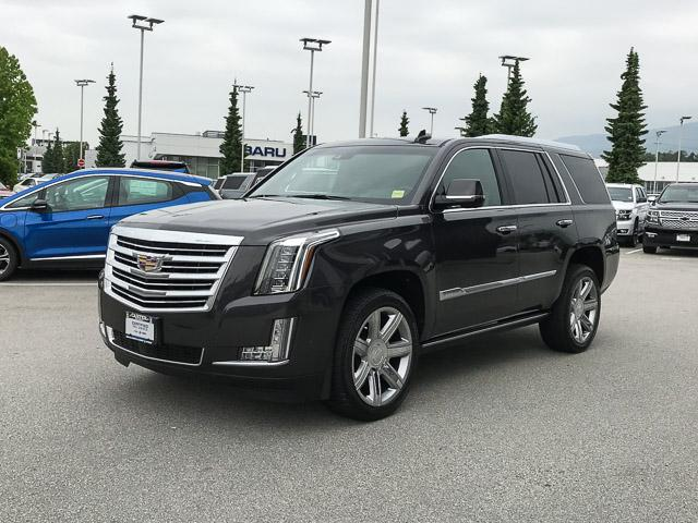 2017 Cadillac Escalade Platinum (Stk: 972360) in North Vancouver - Image 8 of 26