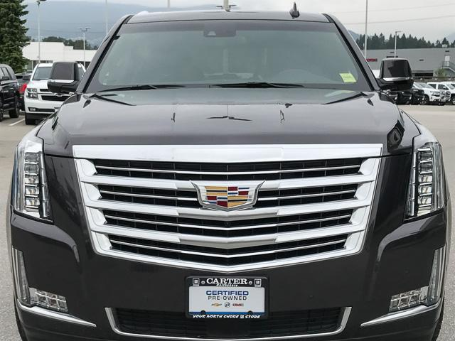 2017 Cadillac Escalade Platinum (Stk: 972360) in North Vancouver - Image 10 of 26