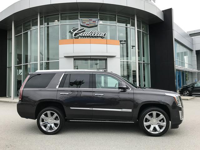 2017 Cadillac Escalade Platinum (Stk: 972360) in North Vancouver - Image 3 of 26