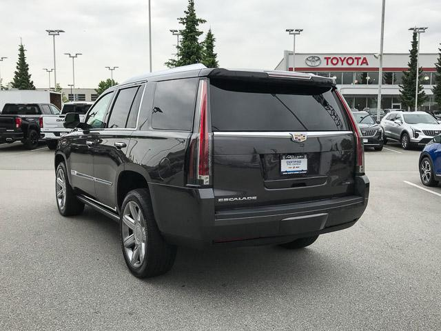 2017 Cadillac Escalade Platinum (Stk: 972360) in North Vancouver - Image 6 of 26
