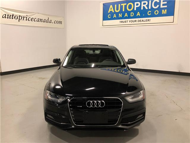 2015 Audi A4 2.0T Komfort plus (Stk: W0365) in Mississauga - Image 2 of 23