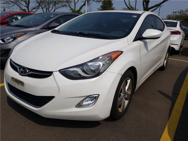 2013 Hyundai Elantra  (Stk: 38593A) in Mississauga - Image 1 of 1