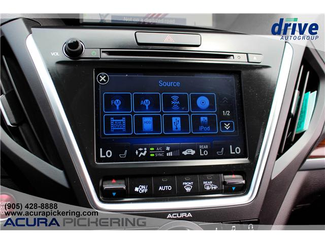 2016 Acura MDX Technology Package (Stk: AP4854) in Pickering - Image 16 of 37
