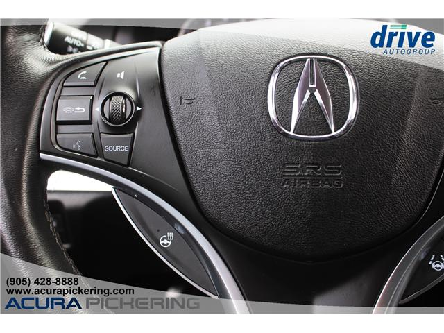 2016 Acura MDX Technology Package (Stk: AP4854) in Pickering - Image 21 of 37