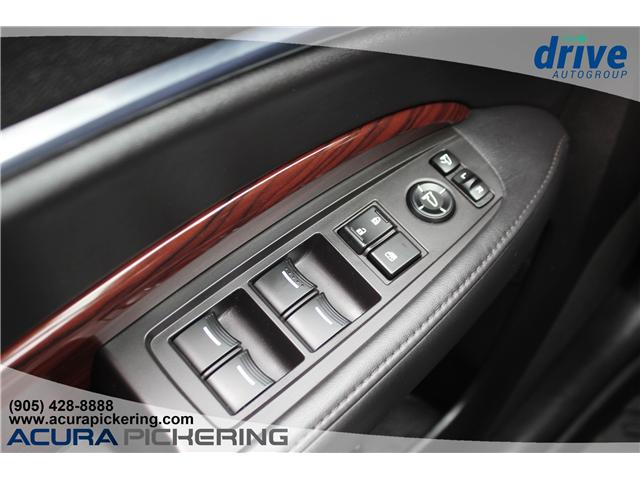 2016 Acura MDX Technology Package (Stk: AP4854) in Pickering - Image 25 of 37