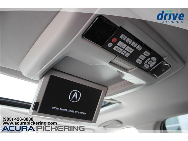 2016 Acura MDX Technology Package (Stk: AP4854) in Pickering - Image 27 of 37
