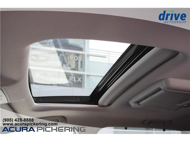 2016 Acura MDX Technology Package (Stk: AP4854) in Pickering - Image 20 of 37