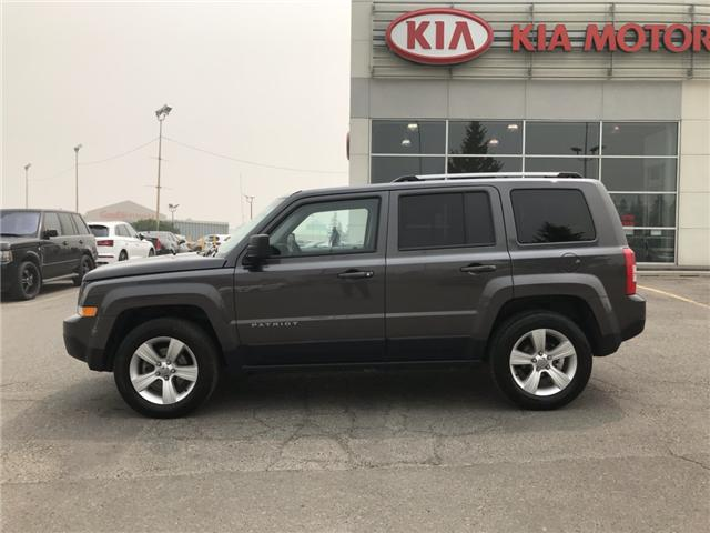 2017 Jeep Patriot Sport/North (Stk: 8PT7286A) in Calgary - Image 2 of 22