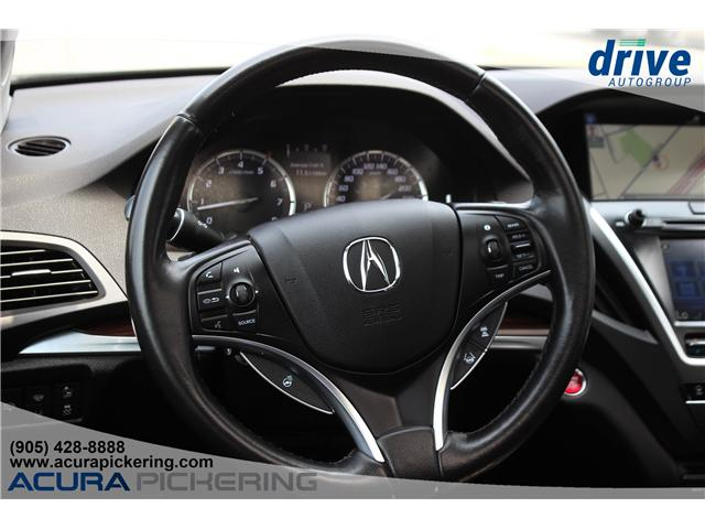 2016 Acura MDX Technology Package (Stk: AP4854) in Pickering - Image 12 of 37
